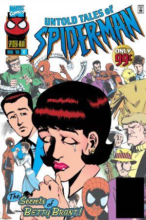 Untold Tales of Spider-Man #12