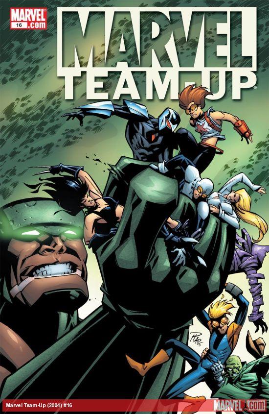 Marvel Team-Up (2004) #16