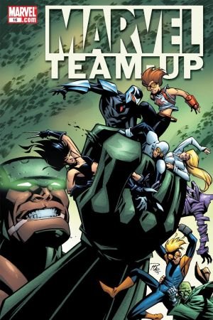 Marvel Team-Up #16