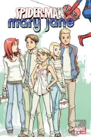 Spider-Man Loves Mary Jane #20