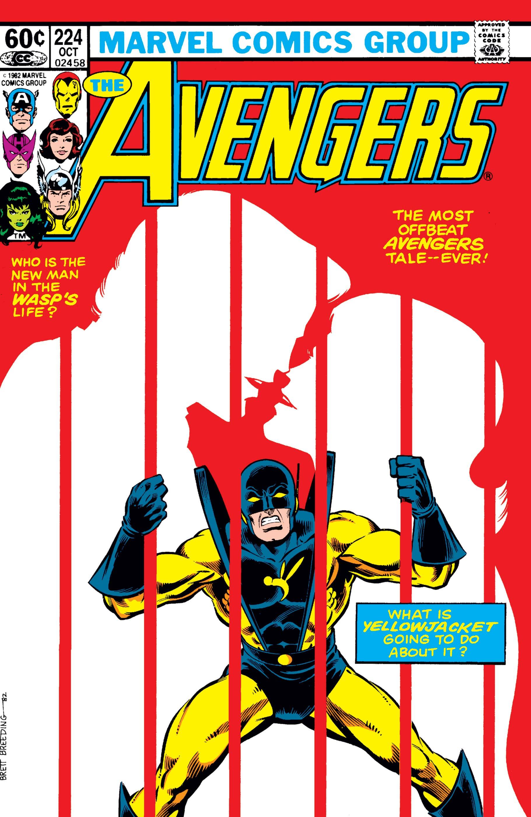 Avengers (1963) #224
