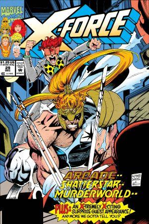 X-Force (1991) #29