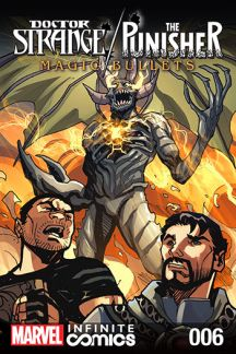 Doctor Strange/Punisher: Magic Bullets Infinite Comic #6