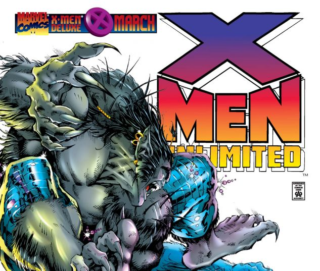 X-MEN UNLIMITED (1993) #10