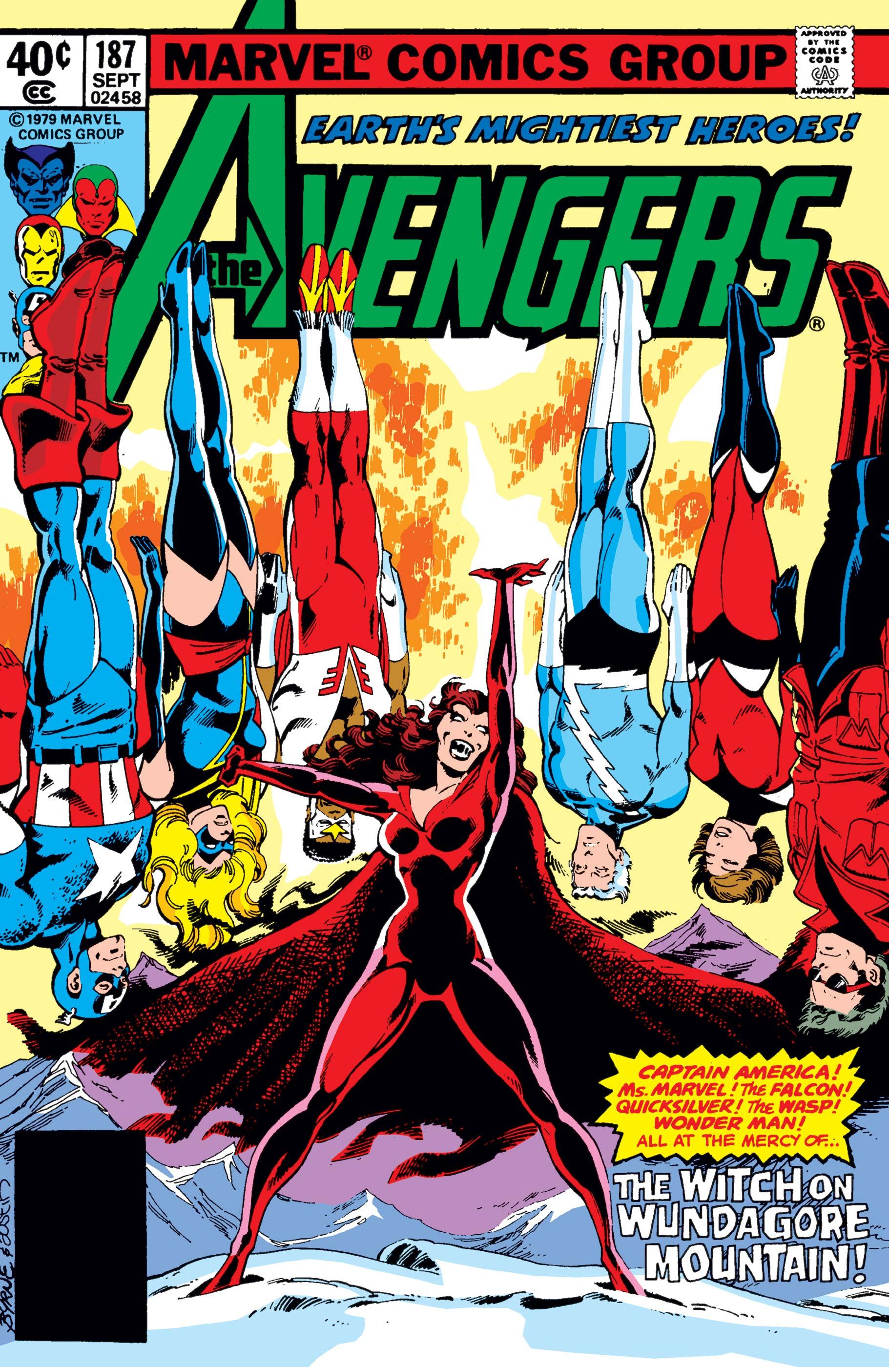 Avengers (1963) #187