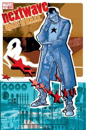 Nextwave: Agents of H.a.T.E. #4