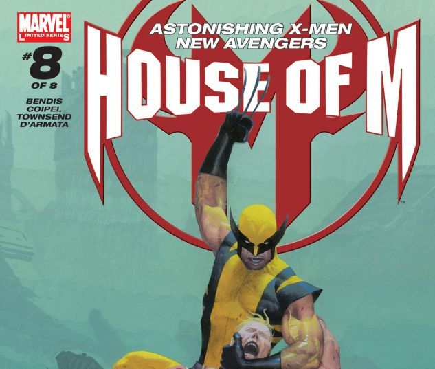 House of M (2005) #8