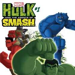 Marvel Universe Hulk: Agents of S.M.A.S.H. (2013 - 2014)