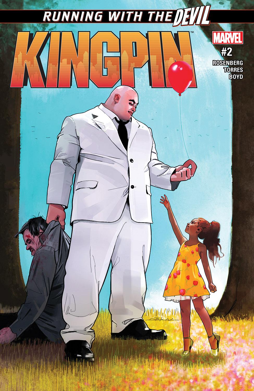 Kingpin (2017) #2