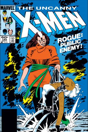 Uncanny X-Men  #185