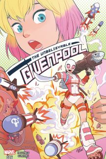 The Unbelievable Gwenpool (2016) #16