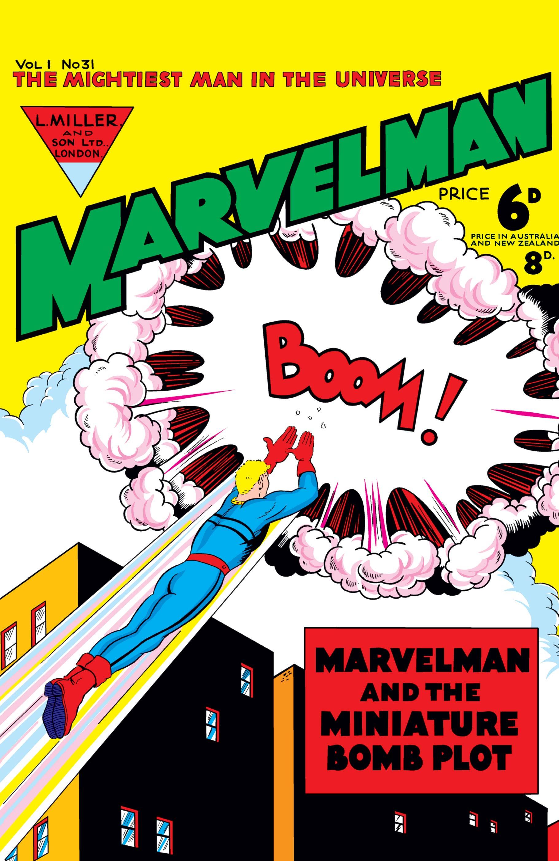 Marvelman (1954) #31