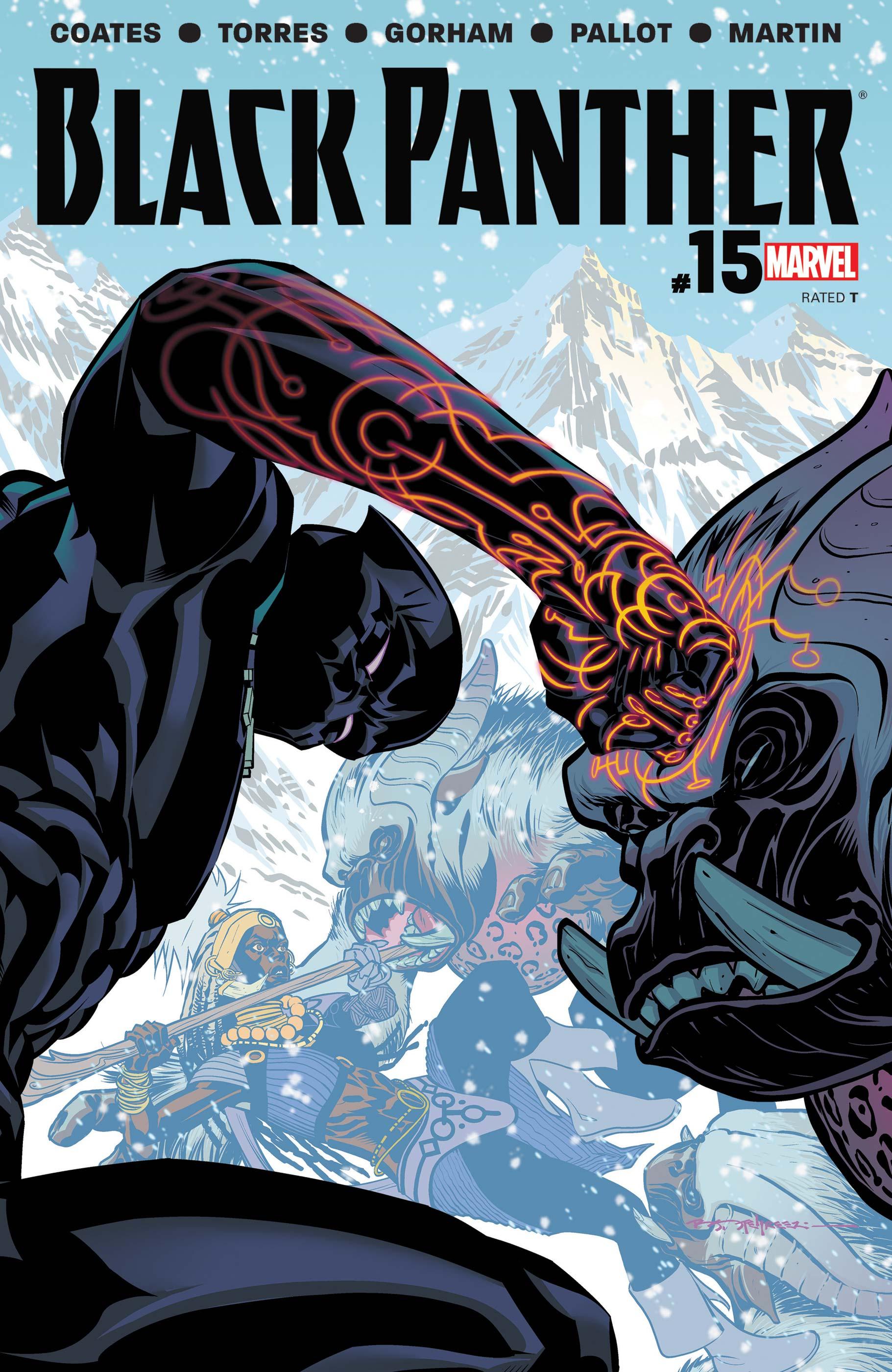 Black Panther (2016) #15