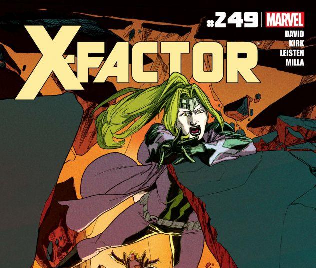 X-Factor (2005) #249