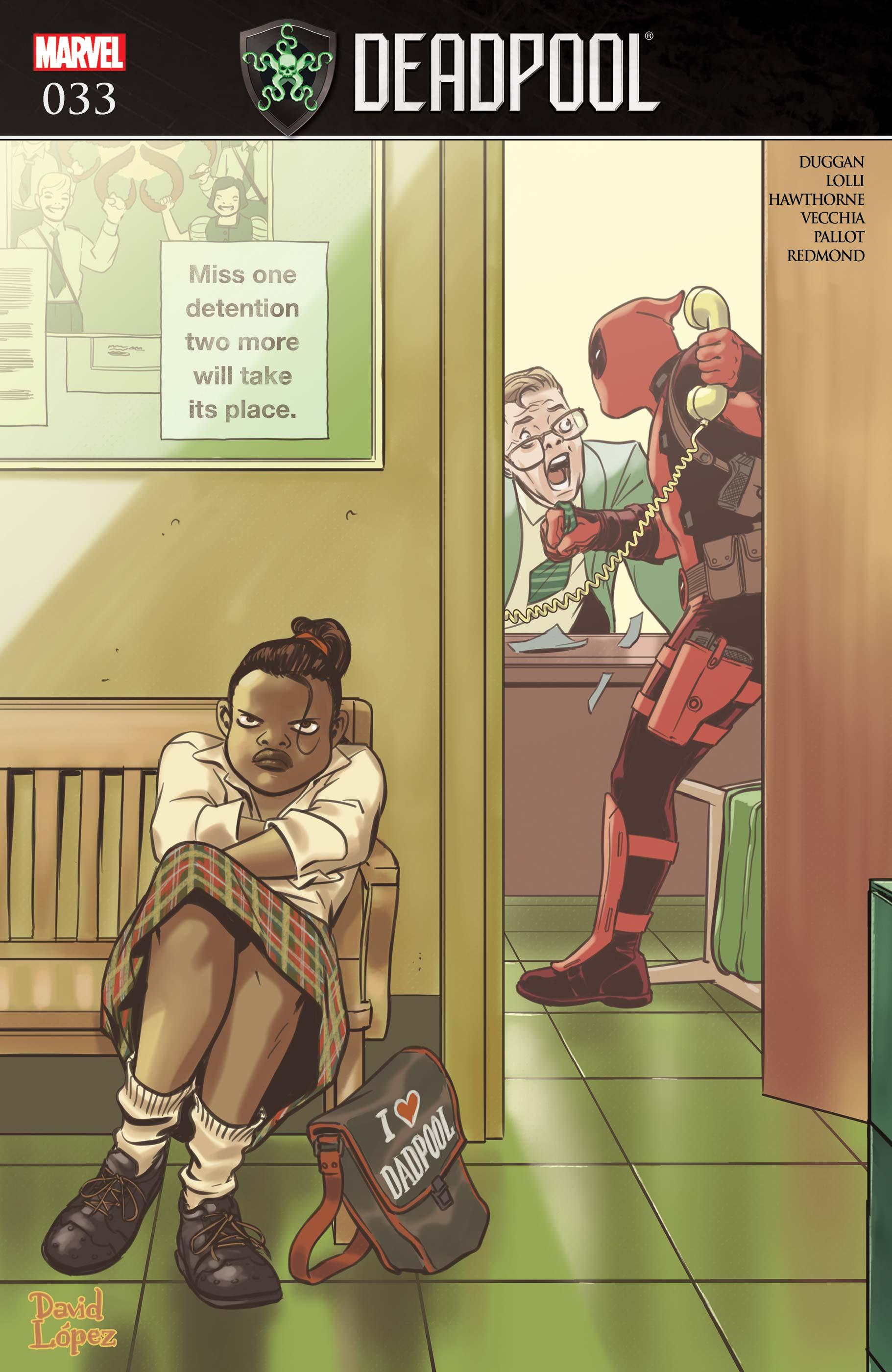 Deadpool (2015) #33