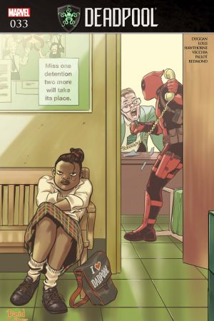 Deadpool #33