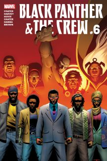 Black Panther and the Crew #6