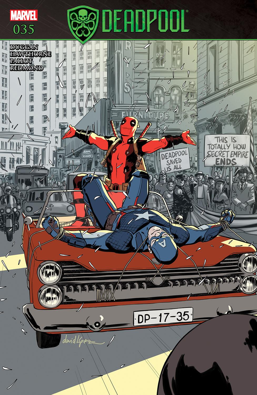 Deadpool (2015) #35