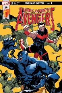 Uncanny Avengers #28