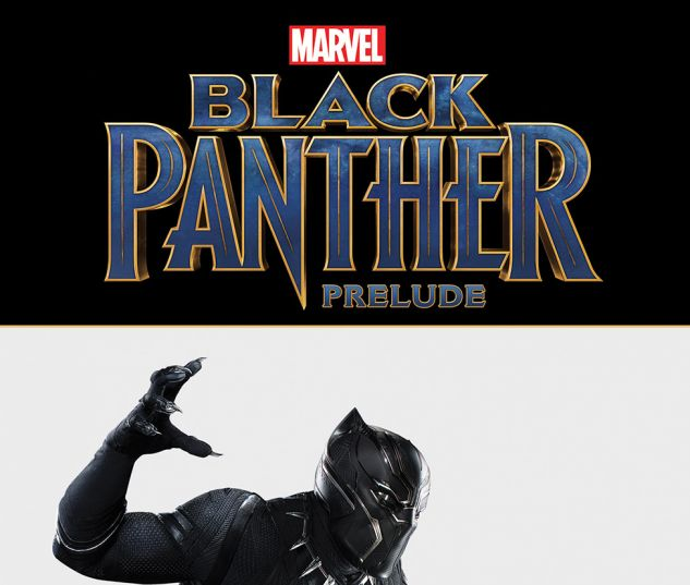 cover from Marvel's Black Panther Prelude (2017) #2