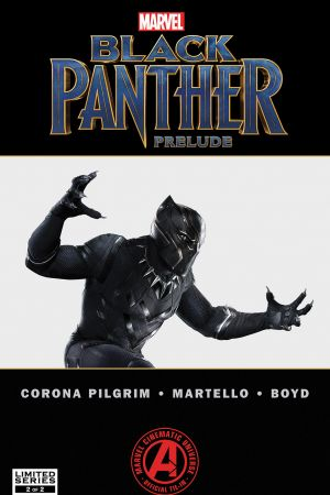 Marvel's Black Panther Prelude (2017) #2