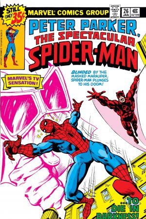 Peter Parker, the Spectacular Spider-Man (1976) #26