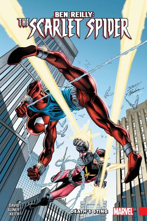 Ben Reilly: Scarlet Spider Vol. 2 - Death's Sting (Trade Paperback)