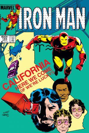 Iron Man #184