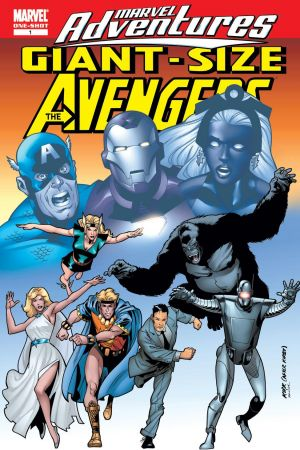 Giant Size Marvel Adventures the Avengers #1