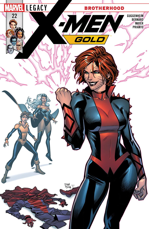 X-Men: Gold (2017) #22
