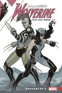 All-New Wolverine Vol. 5: Orphans of X (Trade Paperback)