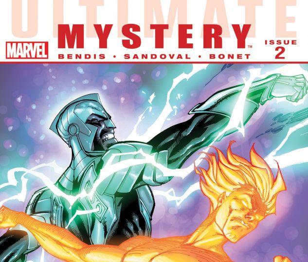 ULTIMATE COMICS MYSTERY (2010) #2