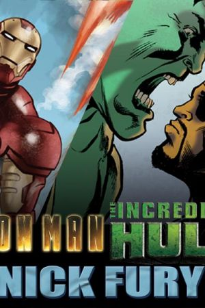 IRON MAN/HULK/FURY 1 (2008)