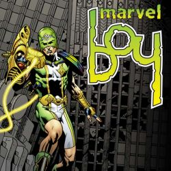 Marvel Boy (2000 - 2001)