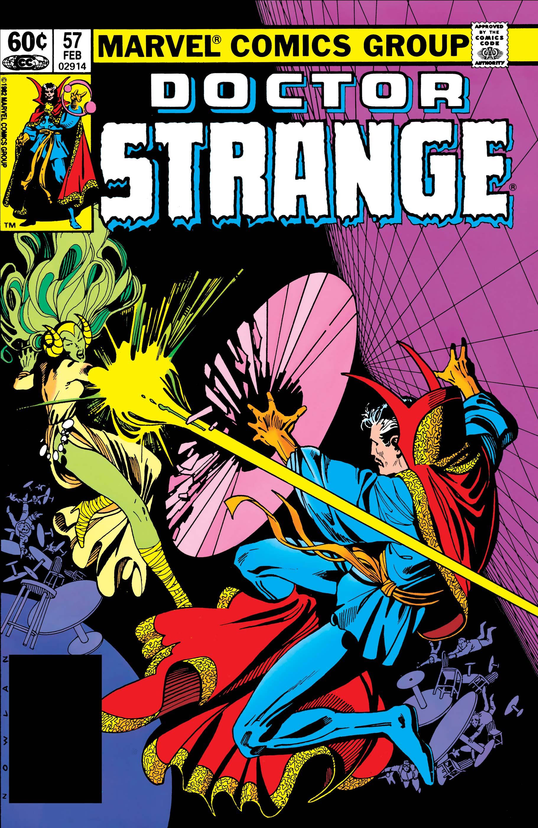 Doctor Strange (1974) #57