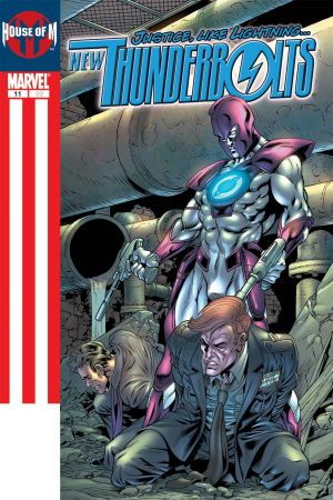 New Thunderbolts (2004) #11