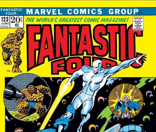 FANTASTIC FOUR (1961) #123