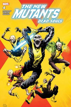 New Mutants: Dead Souls #4