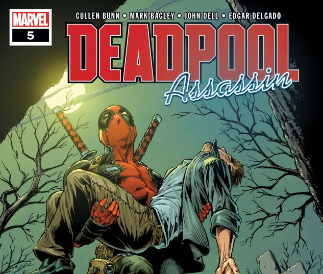 cover from Deadpool: Special Missions (2018) #5
