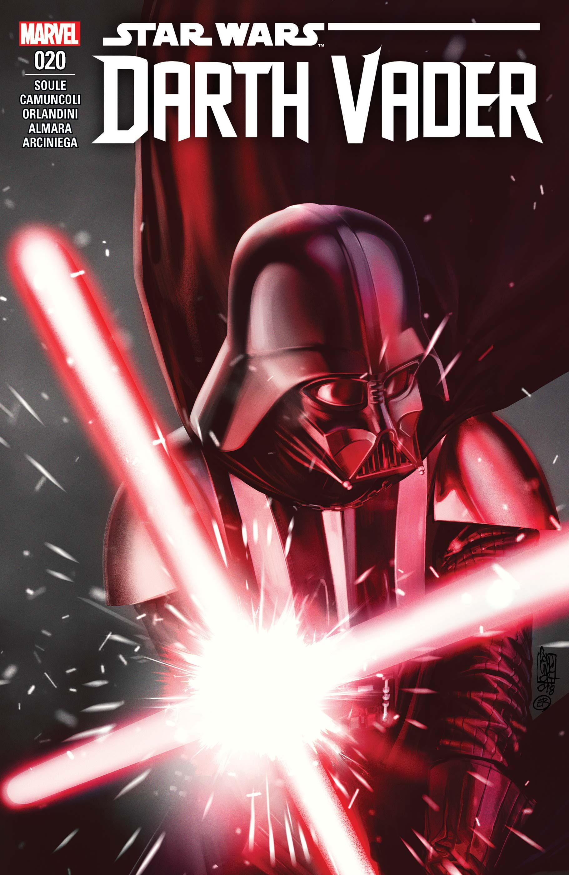 Darth Vader (2017) #20