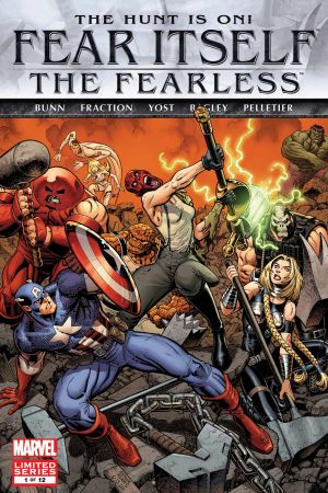 Fear Itself: The Fearless (2011) #1
