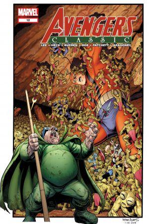 Avengers Classic (2007) #12