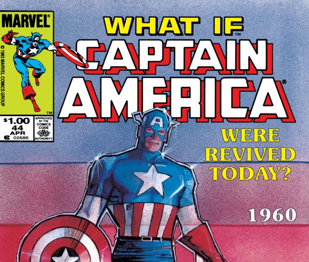WHAT IF? (1977) #44