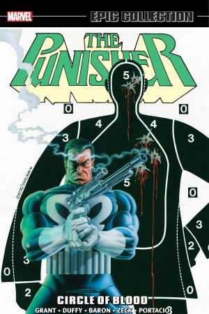 Punisher Epic Collection: Circle of Blood (Trade Paperback)