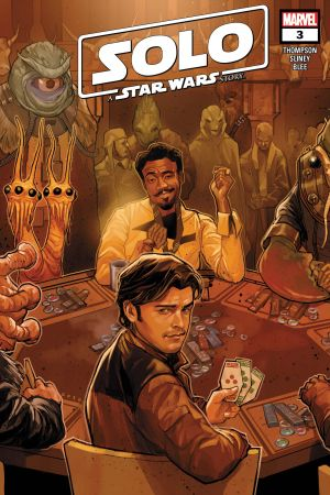 Solo: A Star Wars Story Adaptation #3