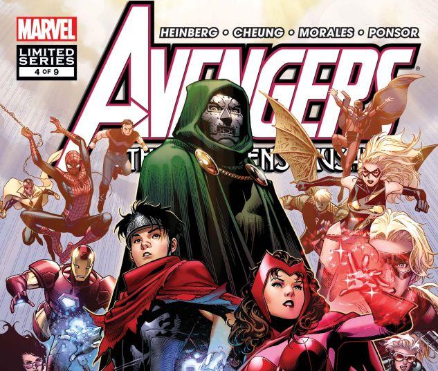 Avengers: The Children's Crusade (2010) #4