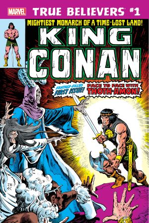 True Believers: King Conan (2019) #1