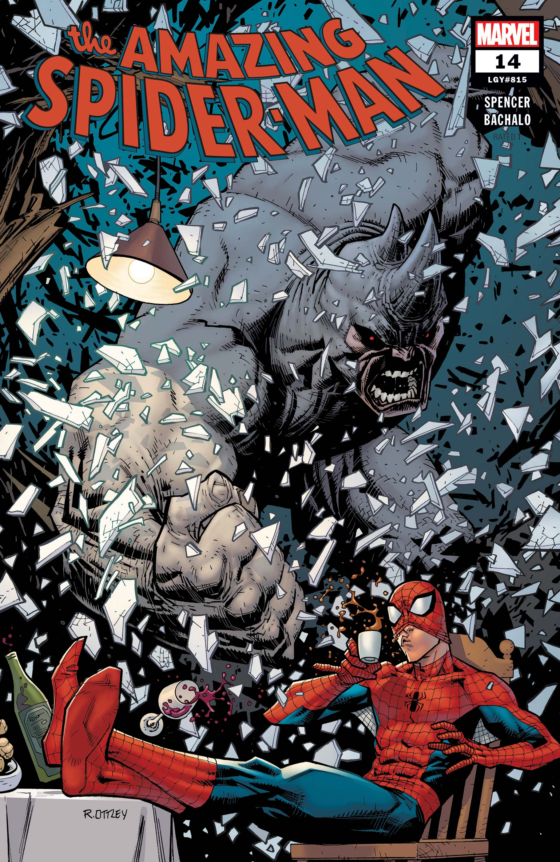 The Amazing Spider-Man (2018) #14