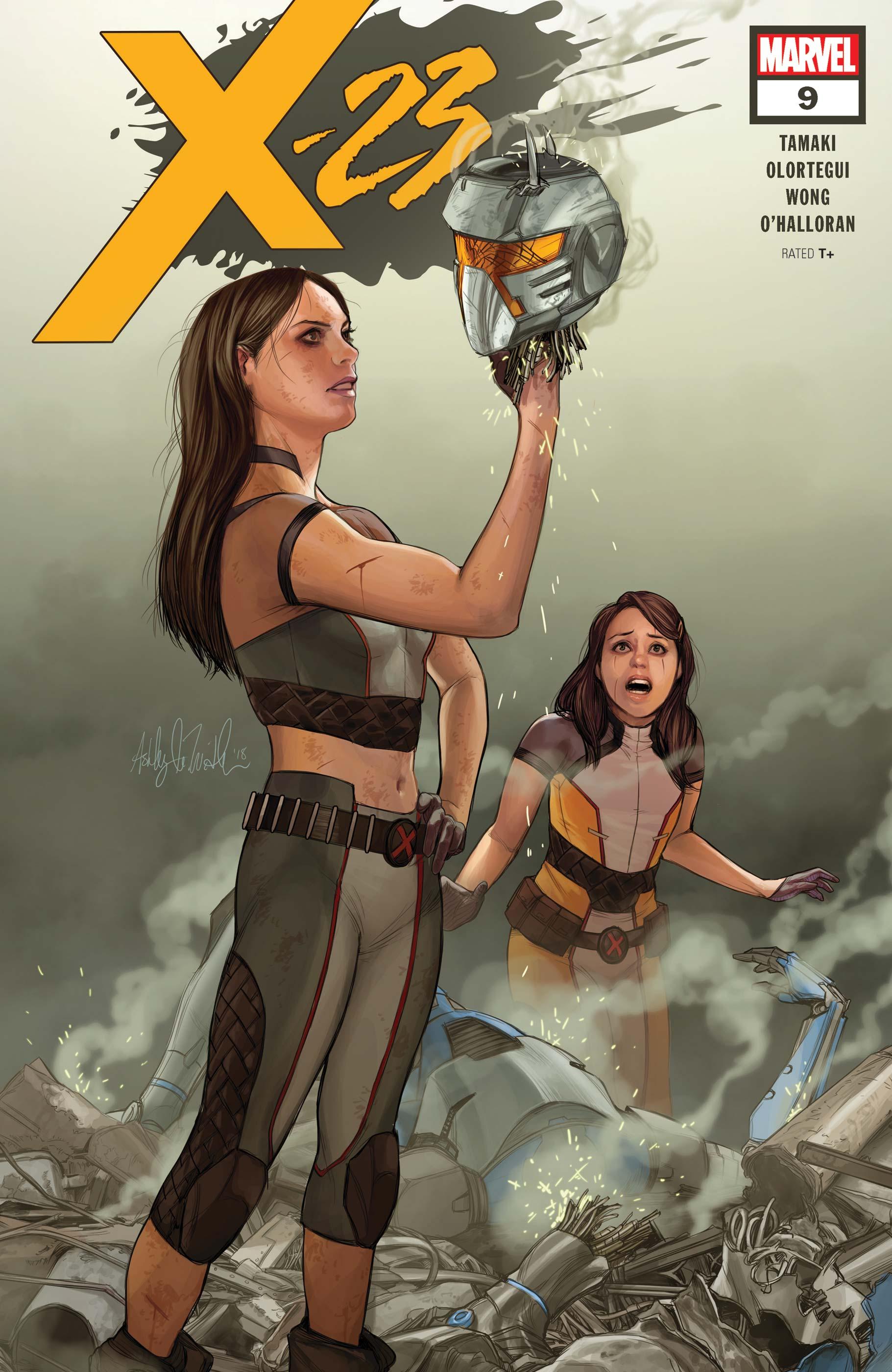X-23 (2018) #9
