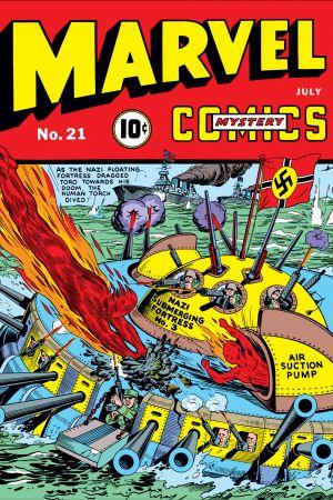 Marvel Mystery Comics (1939) #21